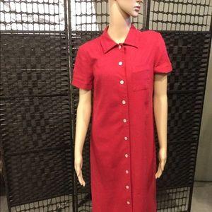 Talbots Maxi Dress Size 8/P